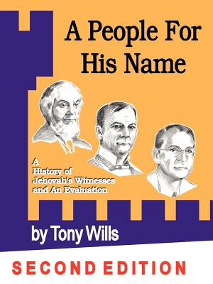 Cover for A People for His Name