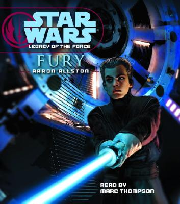 Star Wars: Legacy of the Force: Fury Cover Image