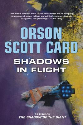 Shadows in Flight Cover