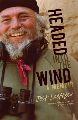 Headed Into the Wind: A Memoir Cover Image