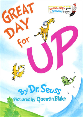 Great Day for Up! (Bright & Early Book) Cover Image