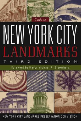 Guide to New York City Landmarks Cover Image