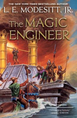 The Magic Engineer (Saga of Recluce #3) Cover Image