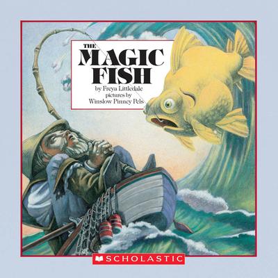 Magic Fish Cover Image