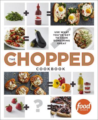 The Chopped Cookbook Cover