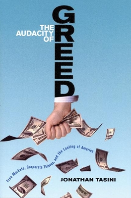 The Audacity of Greed Cover