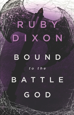 Bound to the Battle God: A Fantasy Romance Cover Image