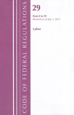 Labor, Title 29: Parts 0 to 99 Cover Image