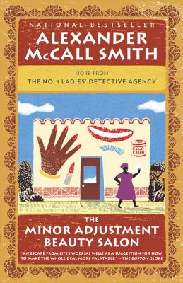 The Minor Adjustment Beauty Salon (No. 1 Ladies' Detective Agency Series #14) Cover Image