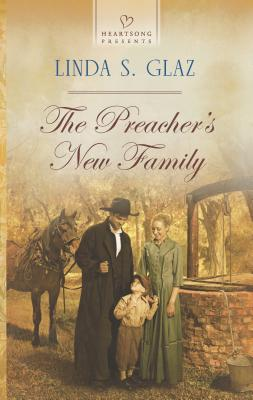 The Preacher's New Family Cover