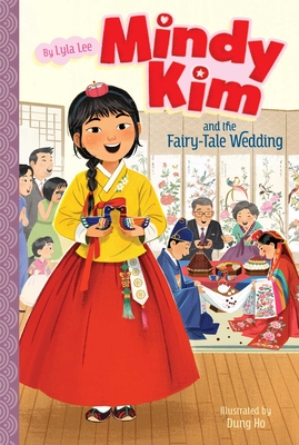 Mindy Kim and the Fairy-Tale Wedding Cover Image