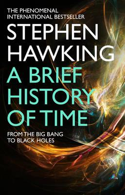 Cover for Brief History of Time