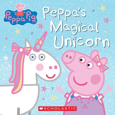 Peppa Pig: Peppa's Magical Unicorn Cover Image