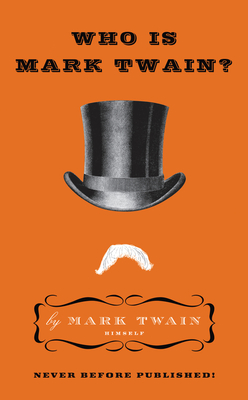 Who Is Mark Twain? Cover