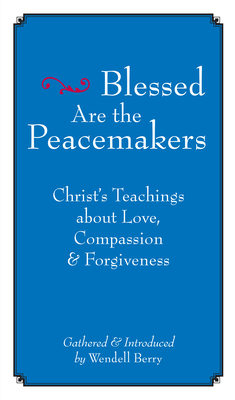 Blessed Are the Peacemakers Cover
