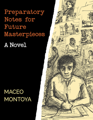 Preparatory Notes for Future Masterpieces: A Novel Cover Image