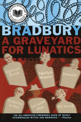 A Graveyard for Lunatics Cover Image