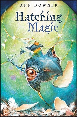 Hatching Magic Cover