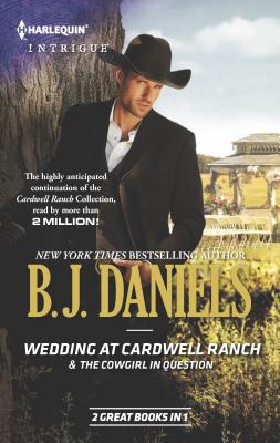 Wedding at Cardwell Ranch/The Cowgirl in Question Cover