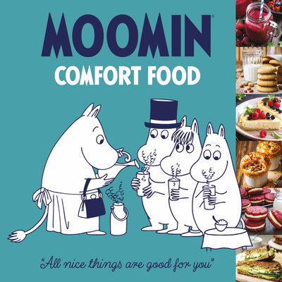 Moomin Comfort Food Cover Image