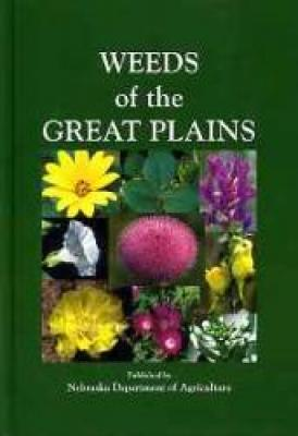 Weeds of the Great Plains Cover Image