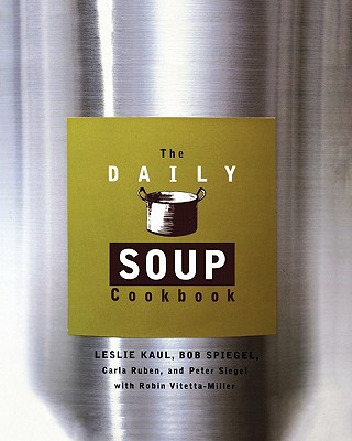 The Daily Soup Cookbook Cover