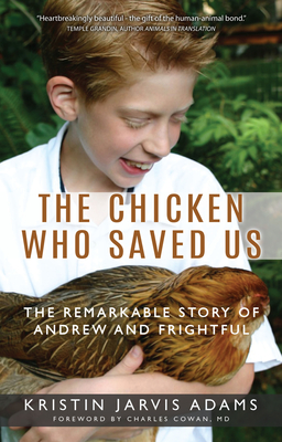Cover for The Chicken Who Saved Us