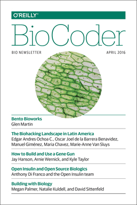 Biocoder #10: April 2016 Cover Image