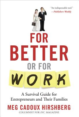 For Better or for Work Cover