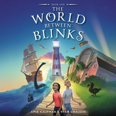 The World Between Blinks #1 Lib/E Cover Image