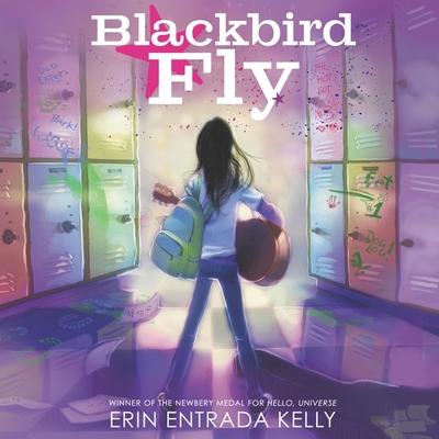 Blackbird Fly Lib/E Cover Image