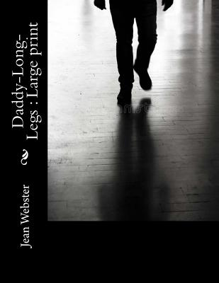 Daddy-Long-Legs: Large Print Cover Image