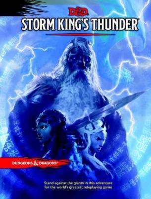 Storm King's Thunder (Dungeons & Dragons) Cover Image