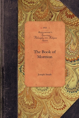 The Book of Mormon (American Philosophy and Religion) Cover Image