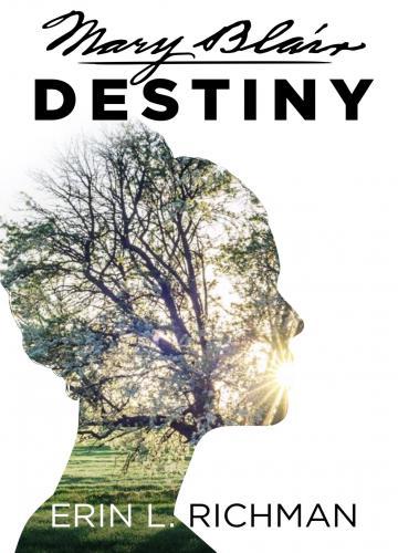 Cover for Mary Blair Destiny