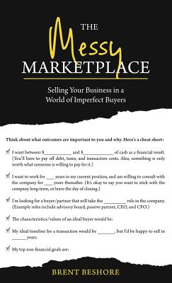 The Messy Marketplace: Selling Your Business in a World of Imperfect Buyers Cover Image