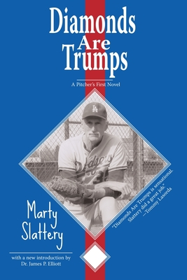 Diamonds Are Trumps: A Pitcher's First Novel Cover Image