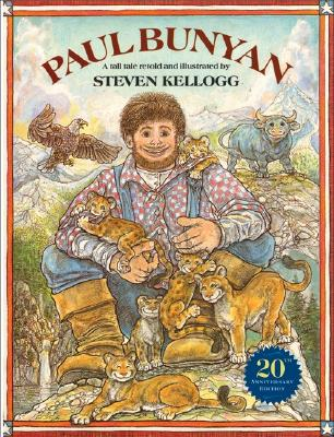 Paul Bunyan Cover Image