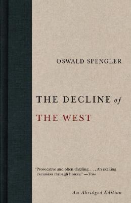 The Decline of the West Cover