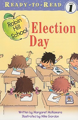 Cover for Election Day (1 Paperback/1 CD) [With Paperback Book] (Robin Hill School)