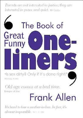 The Book of Great Funny One-Liners Cover