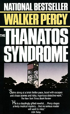 Cover for The Thanatos Syndrome
