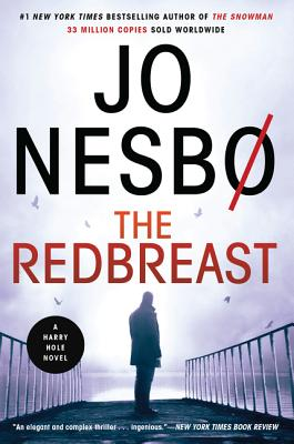 The Redbreast Cover Image