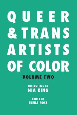 Queer & Trans Artists of Color Vol 2 Cover Image