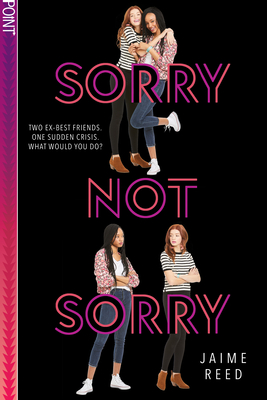 Sorry Not Sorry (Point Paperbacks) Cover Image