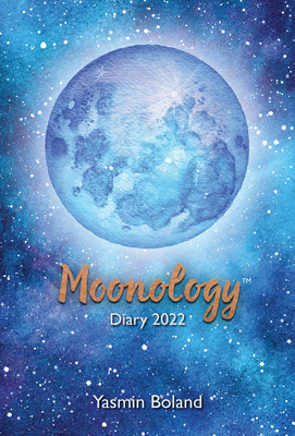 Moonology Diary 2022 Cover Image