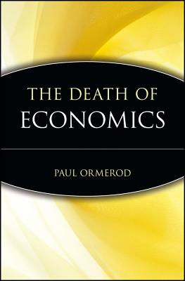The Death of Economics Cover