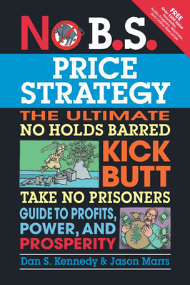 No B.S. Price Strategy Cover