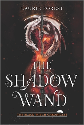 The Shadow Wand (Black Witch Chronicles #3) Cover Image