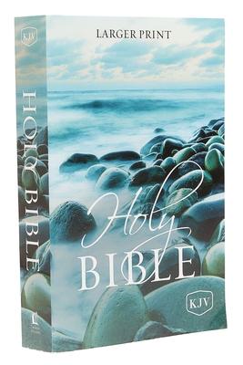 KJV, Holy Bible, Larger Print, Paperback Cover Image